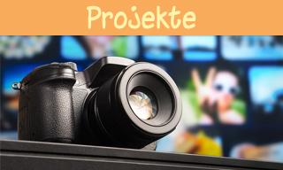 Bild, das eine Kamera zeigt. Link zur Projektübersicht
